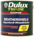 Dulux Trade Weathershield Aquatech Woodstain